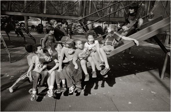 kids-playing-slide-nyc