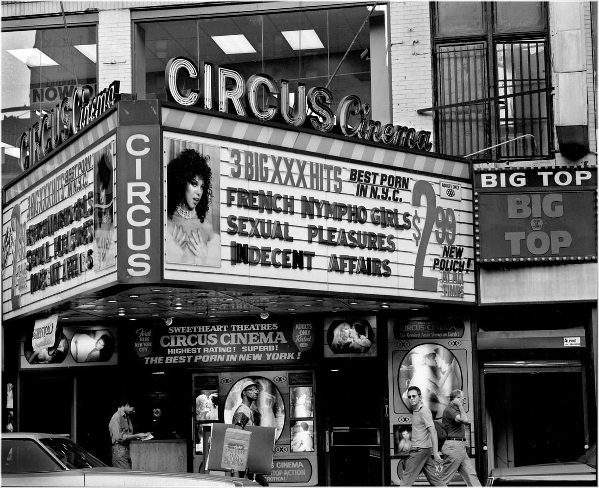 porn theater