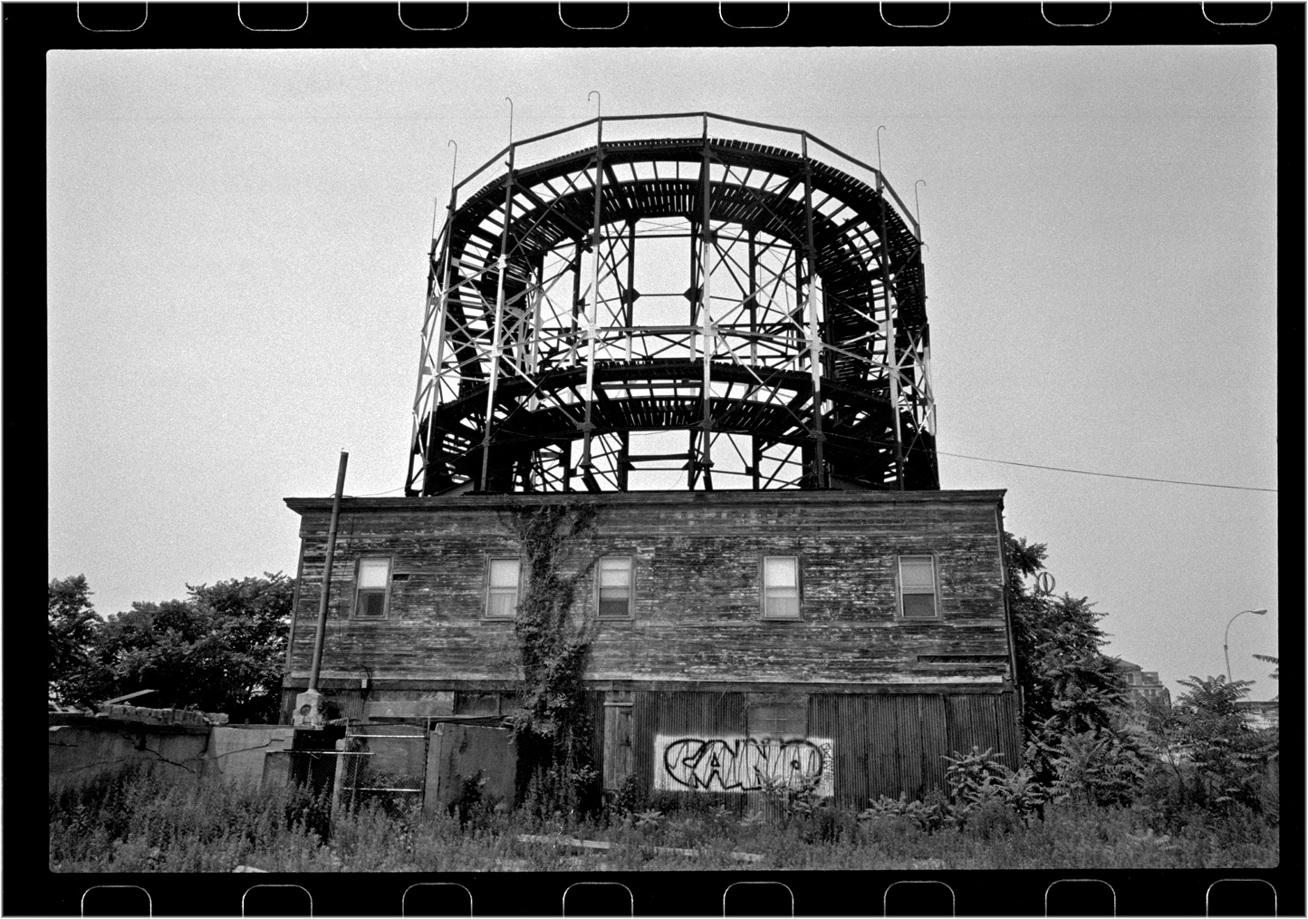 The Thunderbolt Coney Island 1987