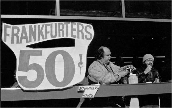 frankfurters-50¢