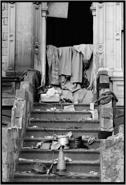 Harlem-stoop