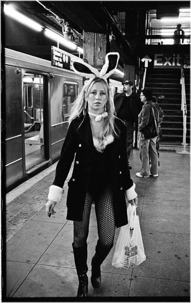 subway-woman