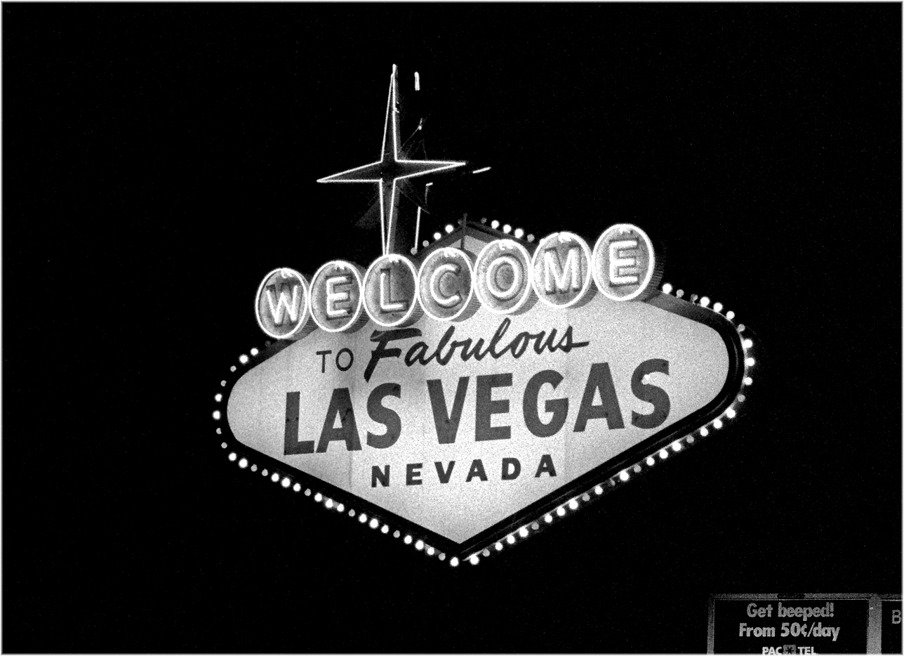 Las Vegas Sign Wall Decal - Fabulous Home Decor