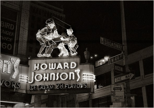Howard Johnsons Hojo New York