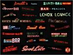 Vintage NYC Neon Collage