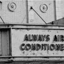 Always Air-Conditioned Marquee Brooklyn 1990