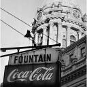 Coca-Cola Fountain Lunch 1986