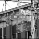 Lenox Ave., Malcom X BLVD., Martin Luther King BLVD. 1988