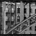 I.R.T. Ironwork Harlem 1985
