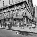 Times Sq. Burlesk Posters 1987