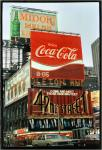 """""""42d Street Musical"""" Times Square 1985"""