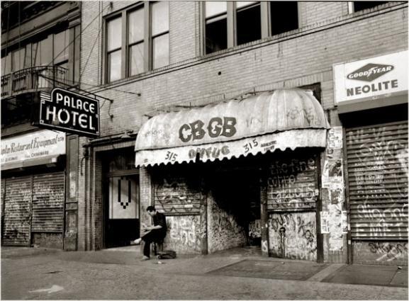 CBGBs East Village