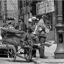 Fruit Peddlar Harlem 1986